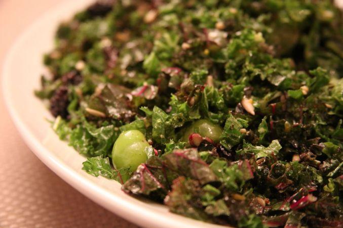 Kevin's Famous Kale Salad