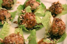 Meatballs for Catering