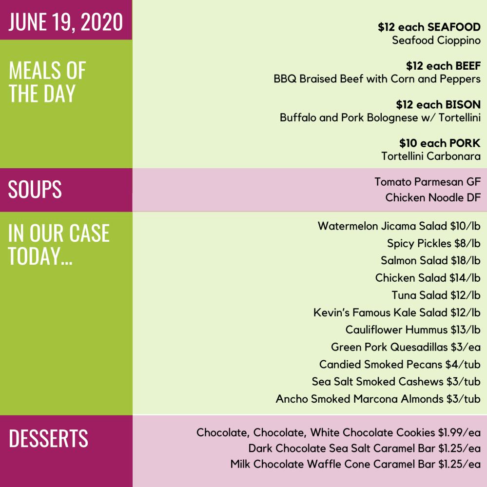 June 19, 2020