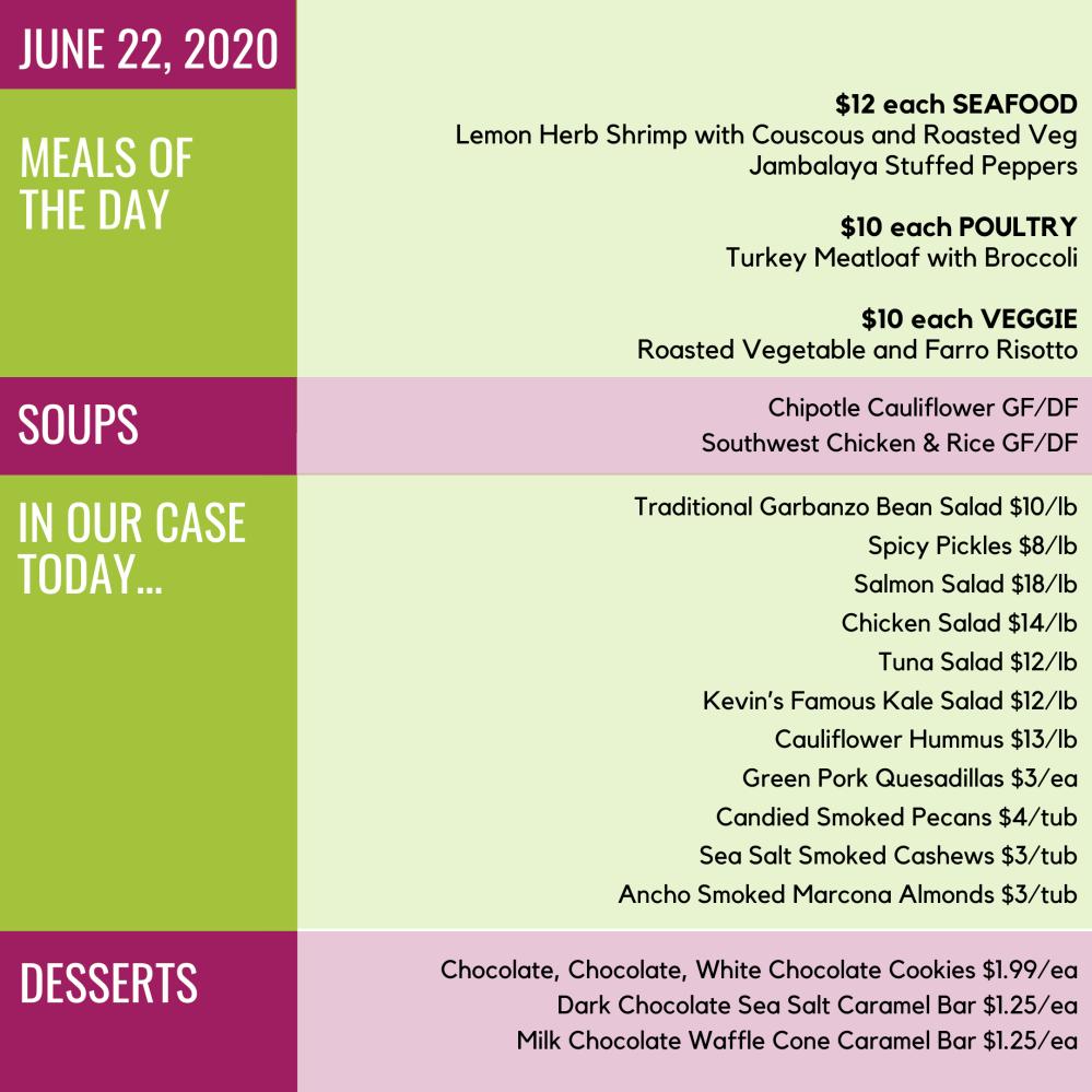 June 22, 2020