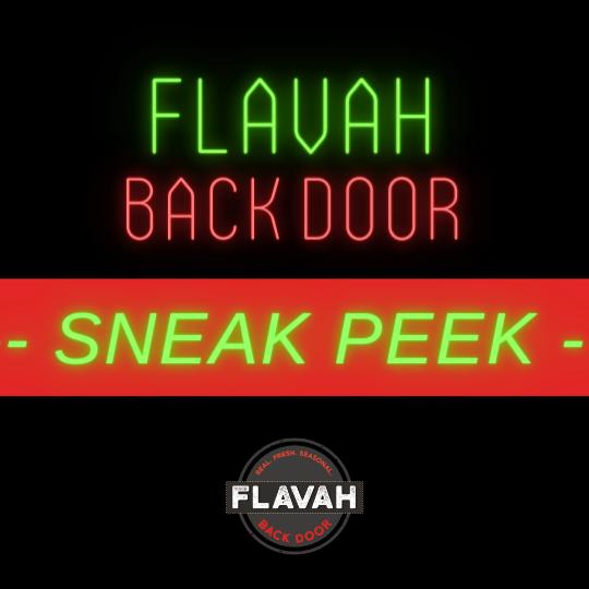 Flavah Back Door